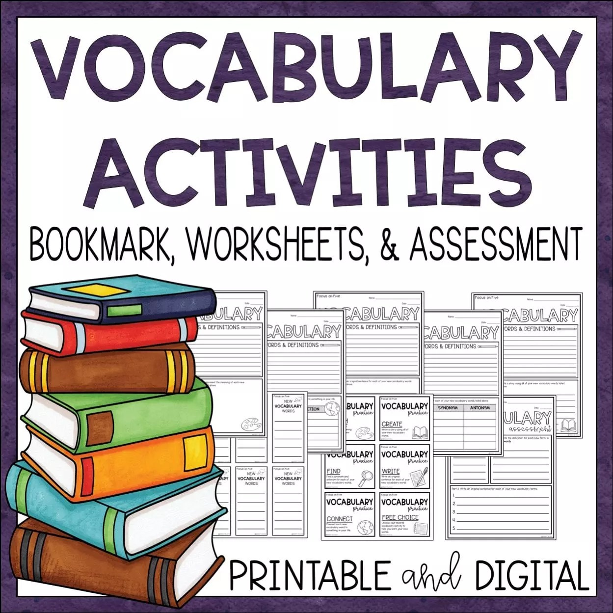 3 Easy Steps For Tackling Academic Vocabulary
