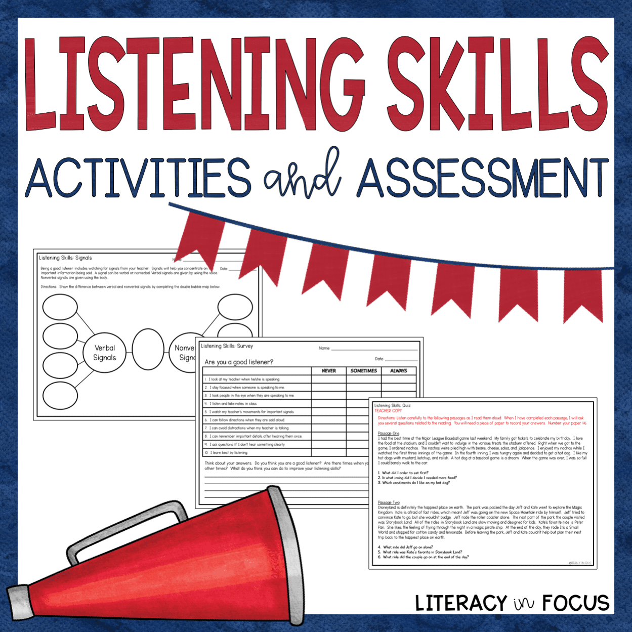 Teaching Listening Skills In The Upper Grades