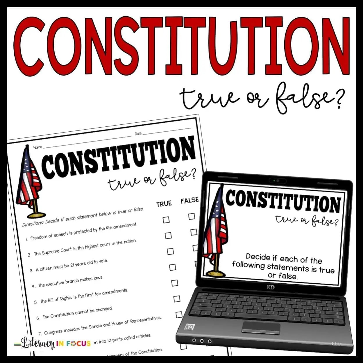 10 Engaging Constitution Day Activities