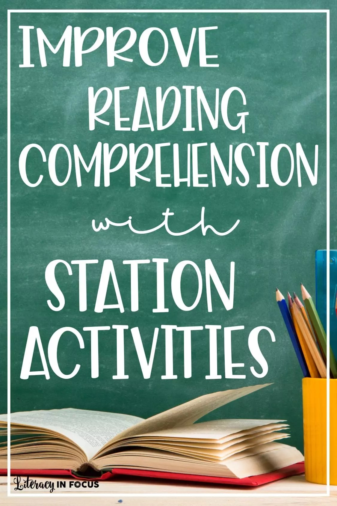 Reading Comprehension Stations