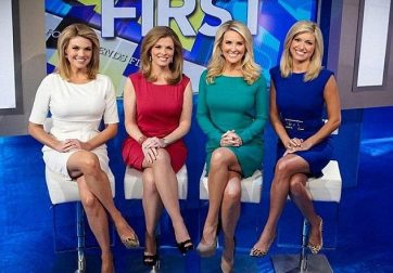 6 Hot Fox News Anchors of All Time - LitListed