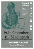 Från Gutenberg till Macintosh