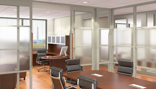 Want The Perfect Meeting Room? Use Glass Partitions