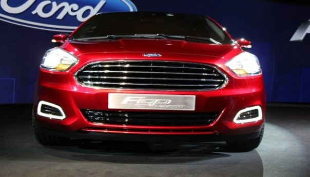 Ford Figo Concept Sedan – Launch Awaited