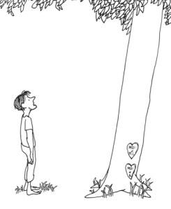 L'arbre généreux S. Silverstein L'école des loisirs