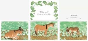 bêtes en devinette littérature enfantine intérieur