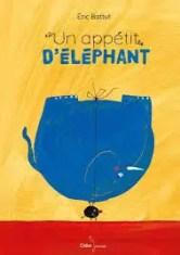 littérature enfantine éric battut éléphant didier