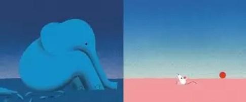 l'éléphant de l'ombre