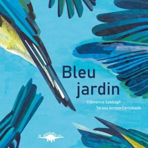 Bleu jardin, Clémence Sabbagh, Teresa Arroyo Corcobado, le diplodocus