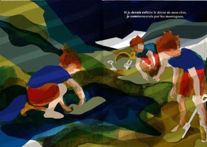La passoire, Clarisse Lochmann, l'atelier du poisson soluble,