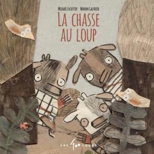 La chasse au loup, Michaël Escoffier, Manon Gauthier, les 400 coup