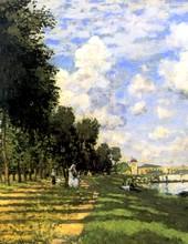 Claude Monet - Le Bassin d Argenteuil