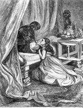 Contes des 1001 nuits - Histoire du pecheur