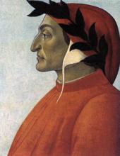 Dante (par Botticelli)