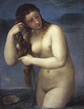 Titien - Vénus Anadyomène (1520)