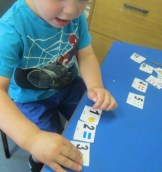 PRESCHOOL - Number sequencing