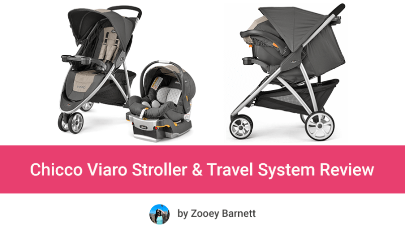 Chicco Viaro Travel System With