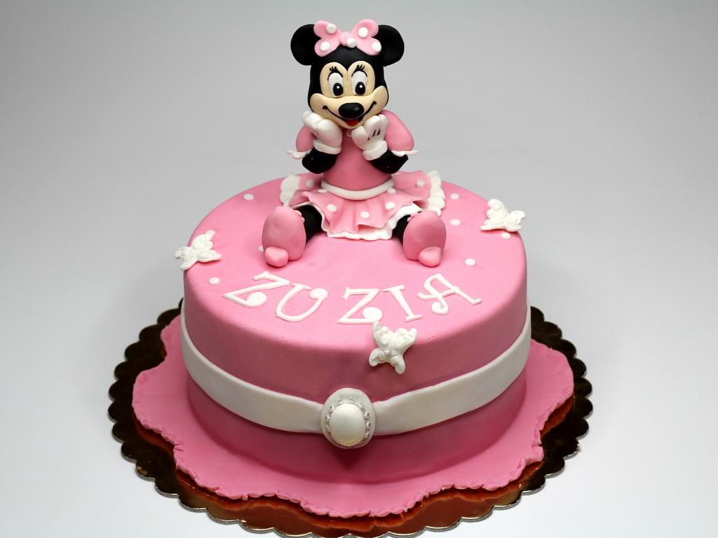 Minnie Mouse Cakes Decoration Ideas