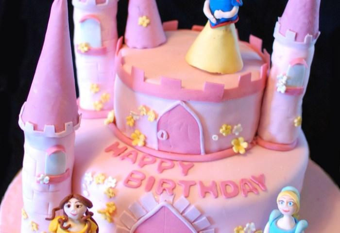 Castle Cakes Decoration Ideas Little Birthday Cakes