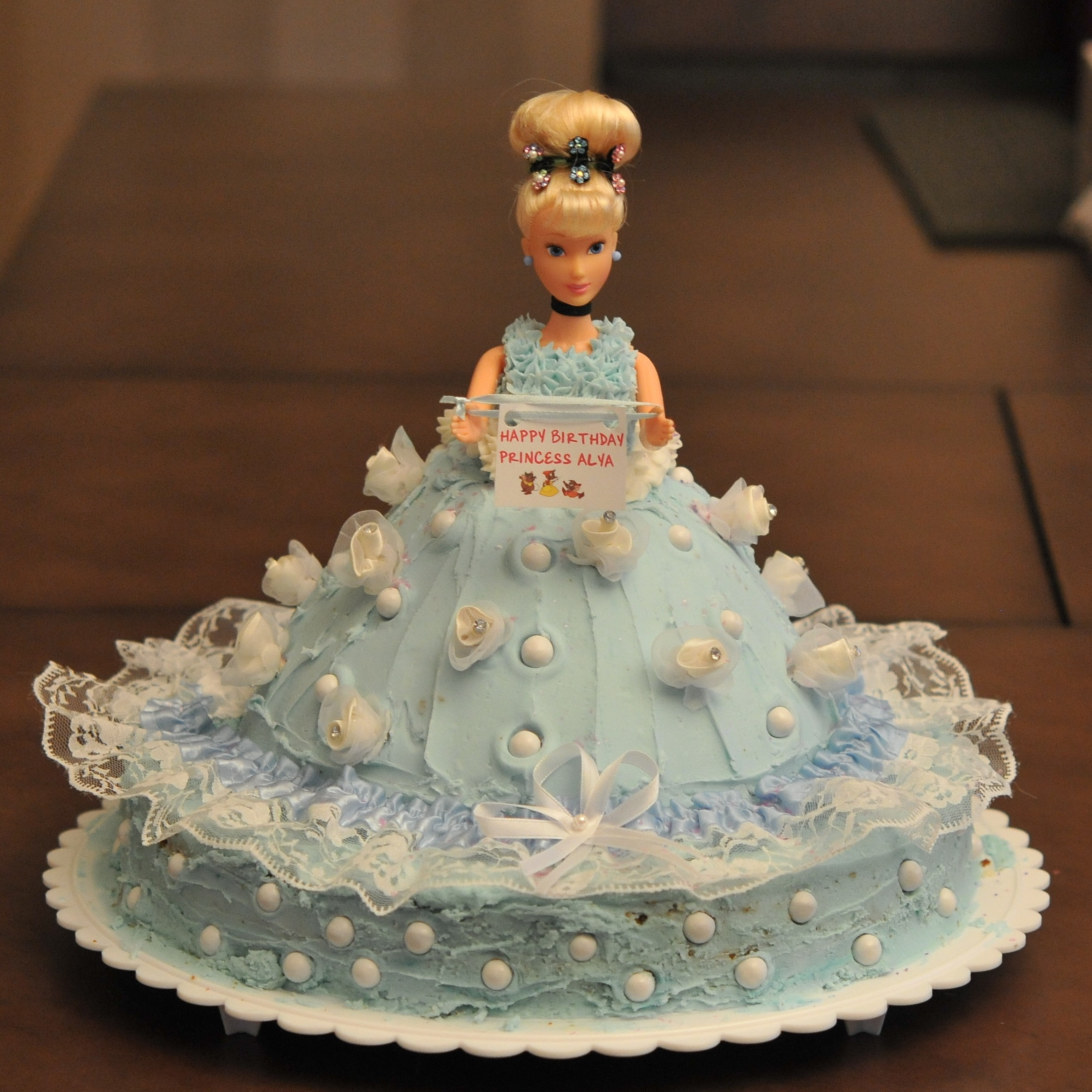 Cinderella Cakes Decoration Ideas