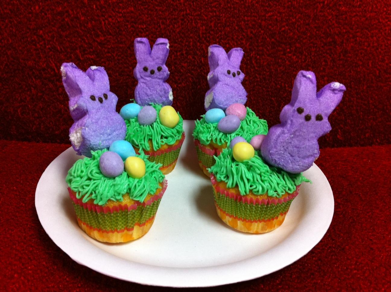 Easter Cakes Betty Crocker