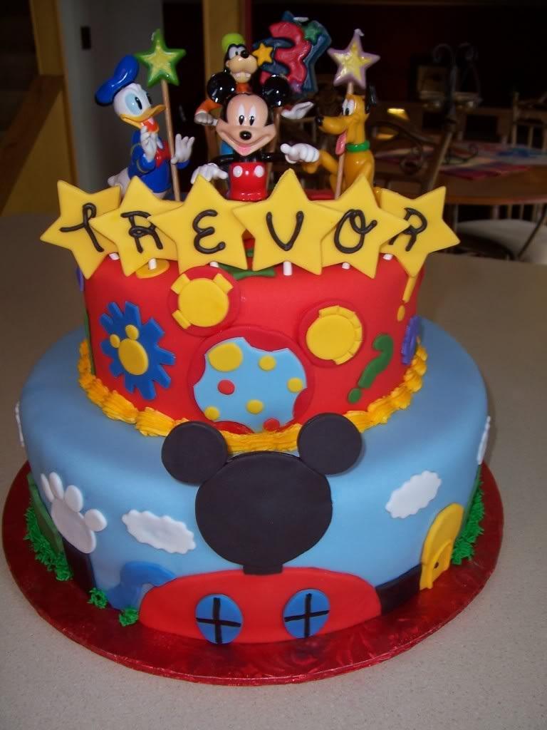 Cake Design Mickey Of65 Jornalagora