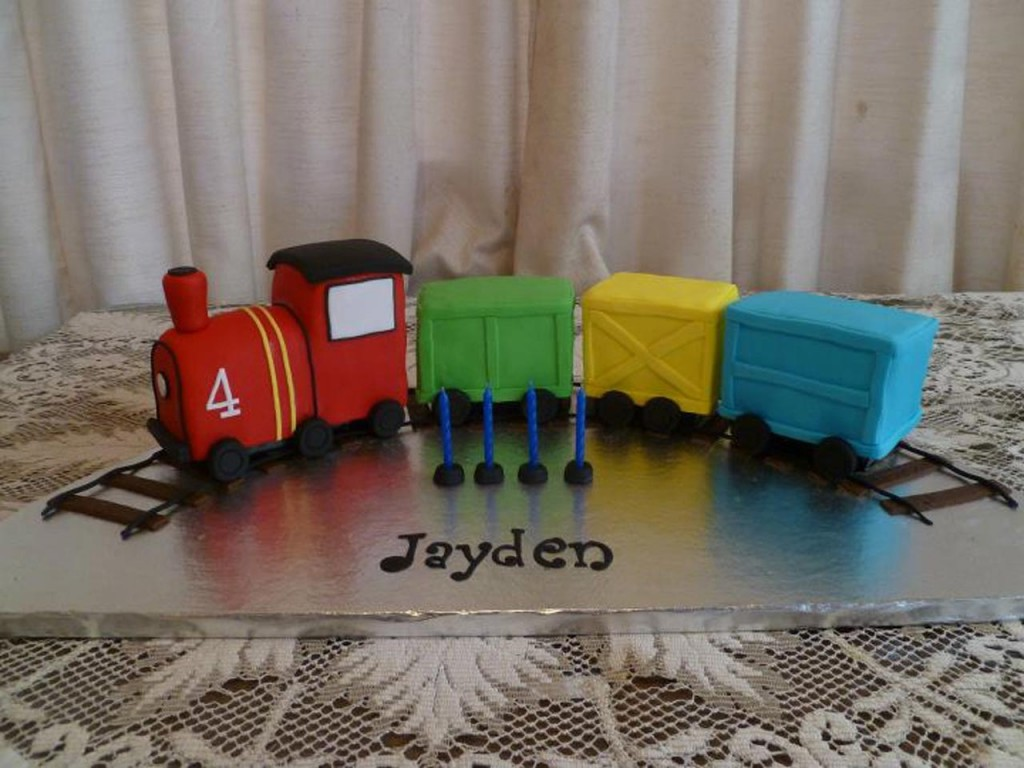 Train Cakes Decoration Ideas Little Birthday Cakes