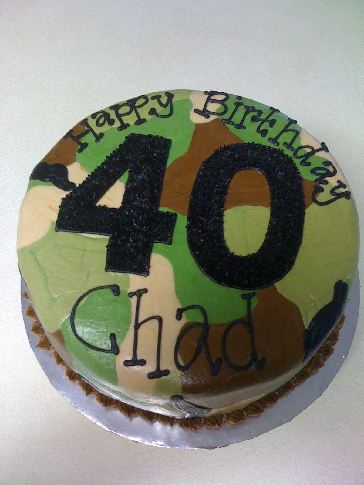 Camo Cakes Decoration Ideas Little Birthday Cakes