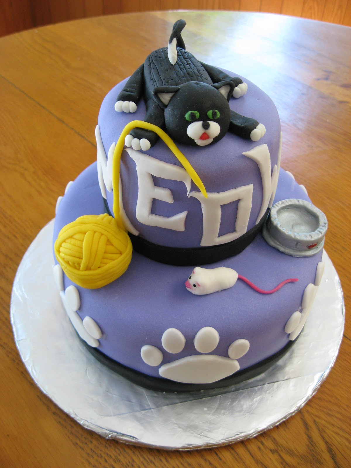 Cat Cake Cake Ideas And Designs