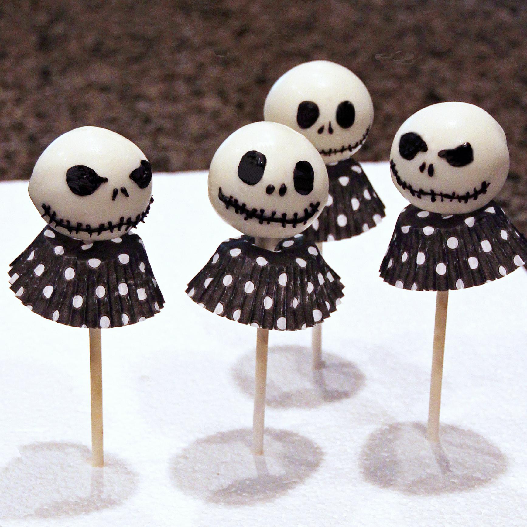 Jack Skellington Cakes Decoration Ideas