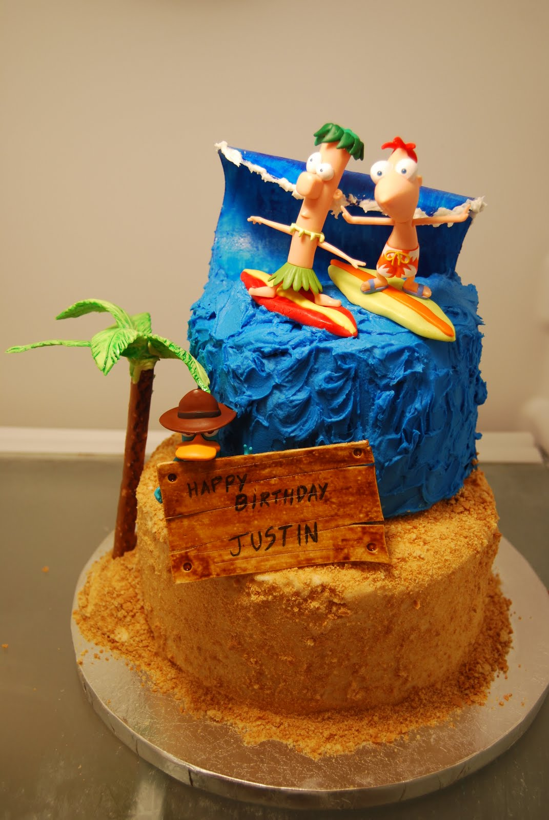 Happy B Day Cake Pic
