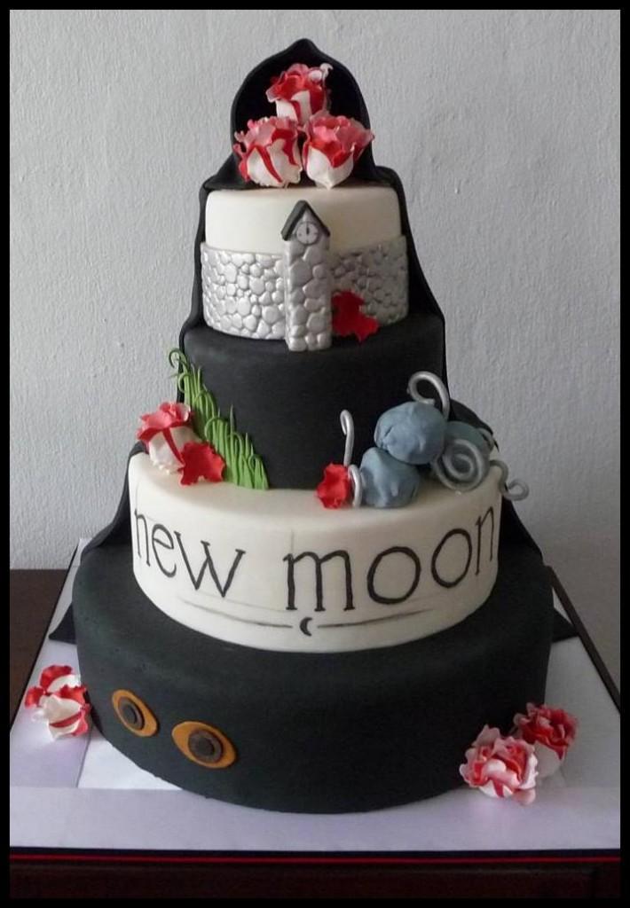 Twilight Birthday Cakes Decoration Ideas Little