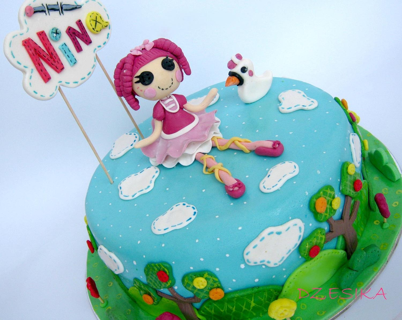 Lalaloopsy Cakes Decoration Ideas