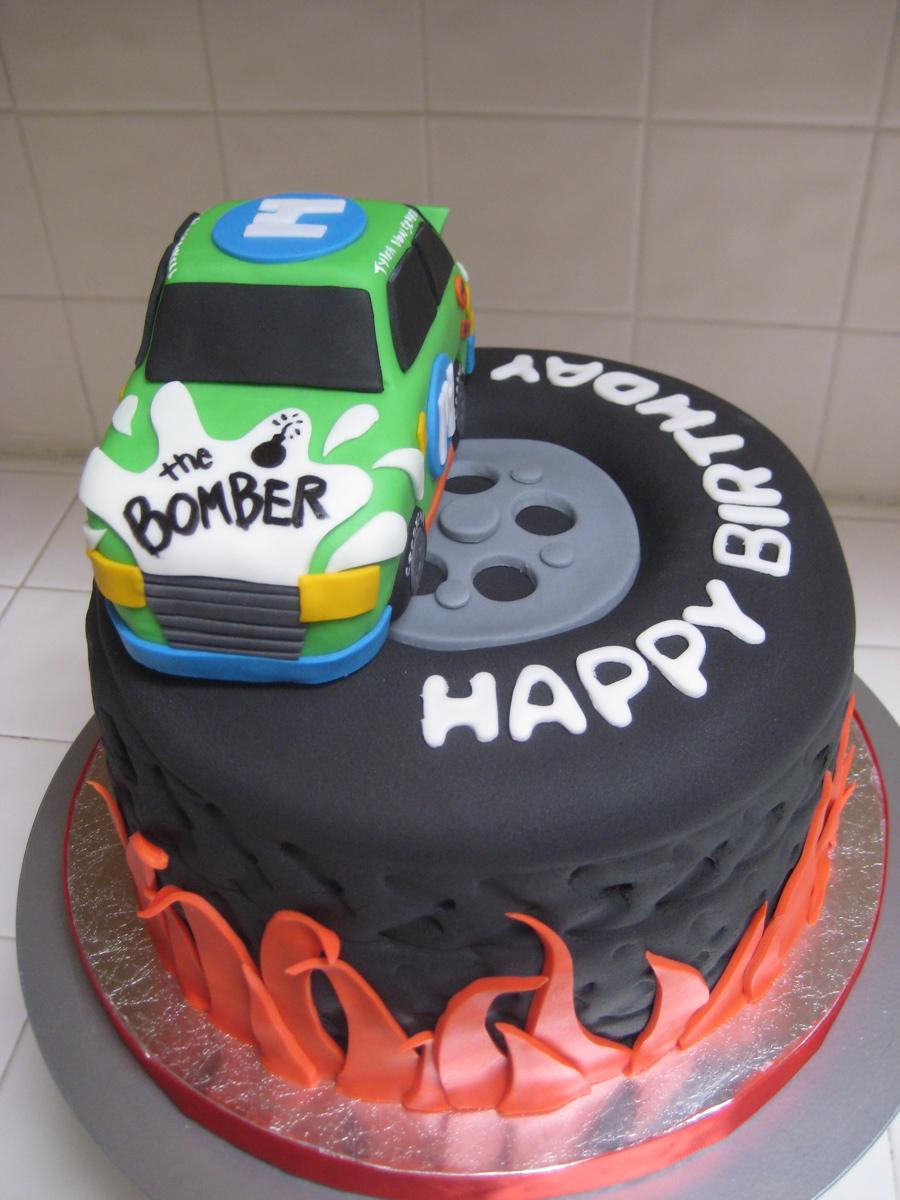 Nascar Cakes Decoration Ideas Little Birthday Cakes