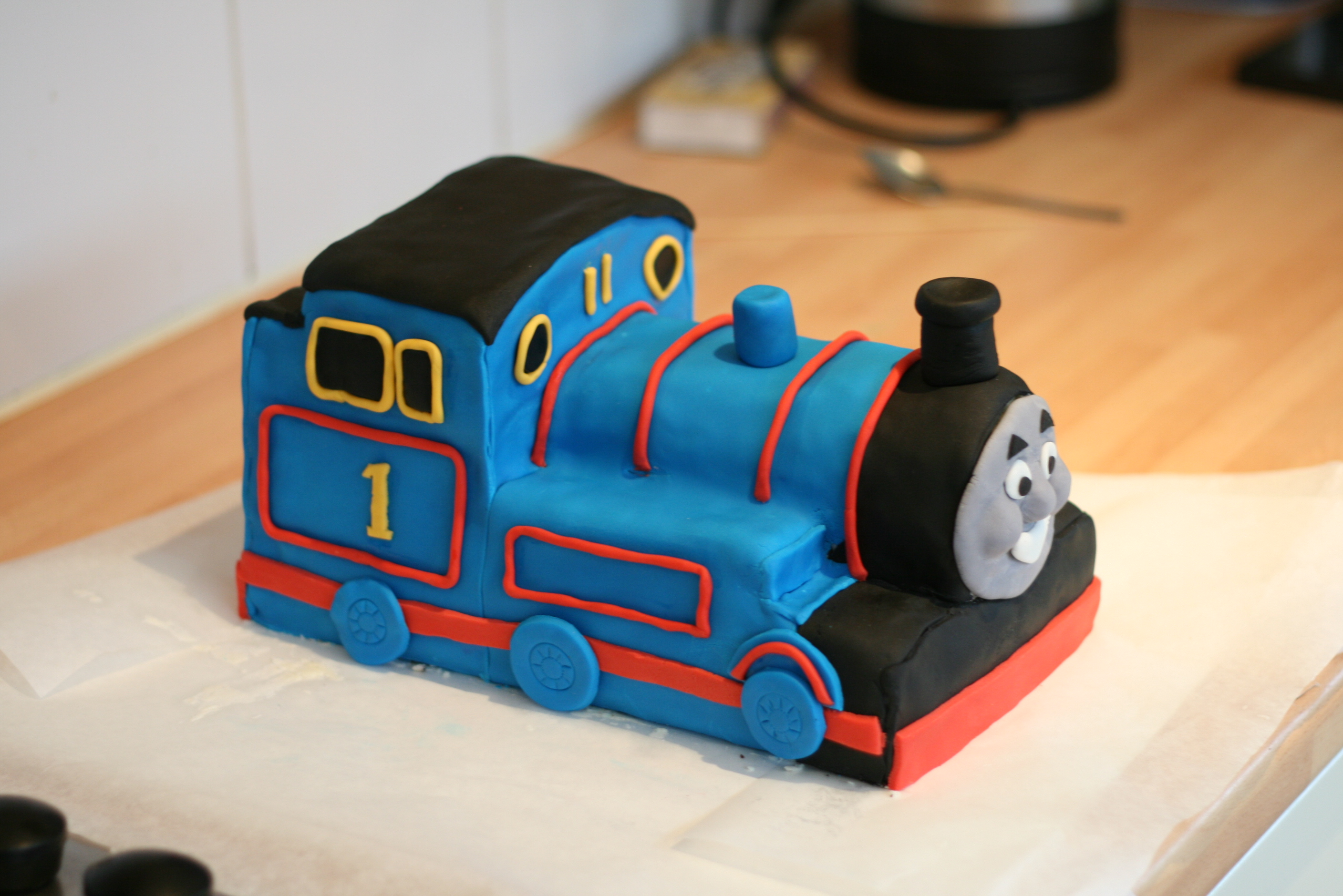 Thomas The Train Cakes Decoration Ideas