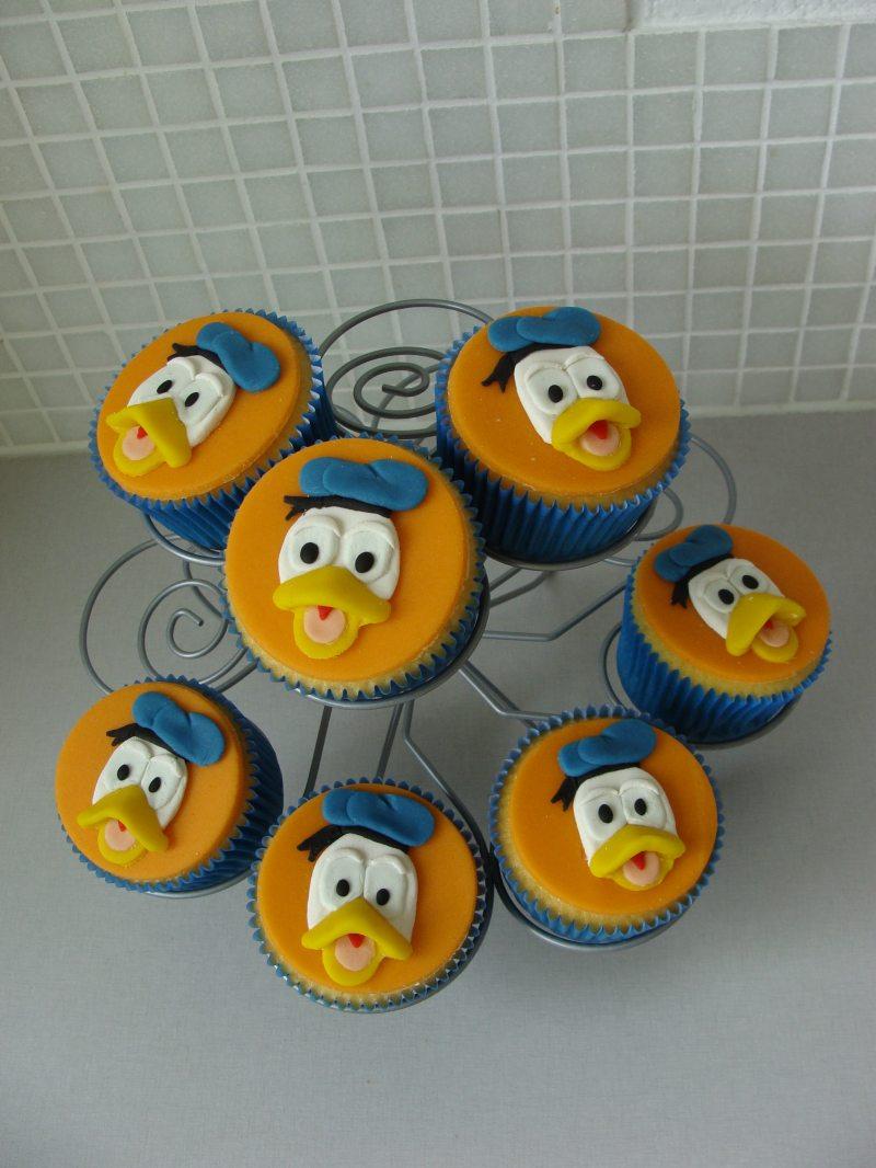 Donald Duck Cakes Decoration Ideas Little Birthday Cakes