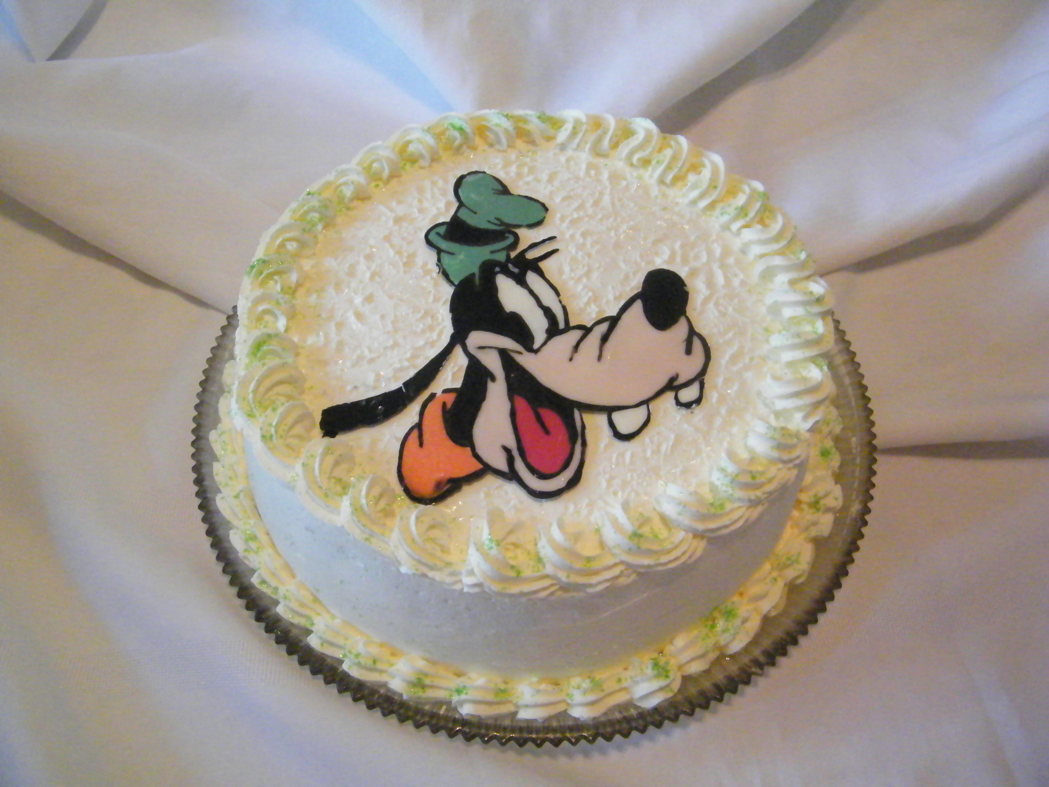 Goofy Cakes Decoration Ideas
