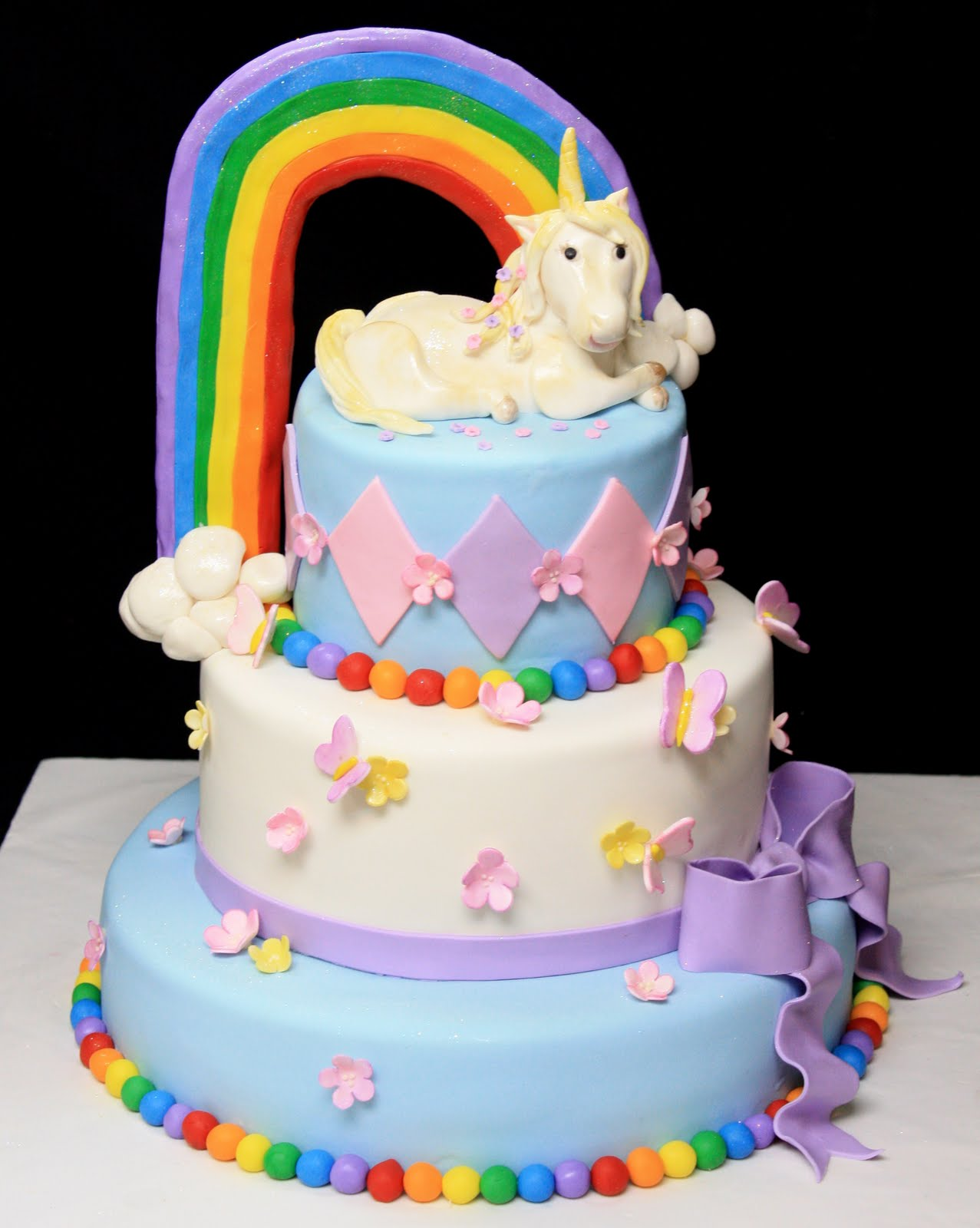 Unicorn Cakes Decoration Ideas