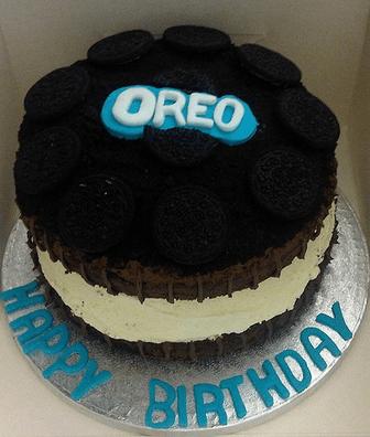 Oreo Cookie Cake Decoration Ideas Little Birthday Cakes