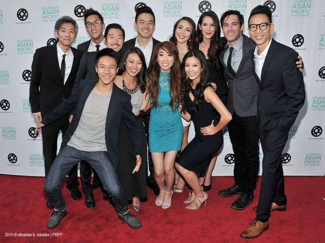 Wong Fu Productions and the cast of Everything Before Us