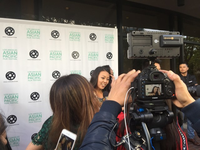 Victoria Park Red Carpet Interview