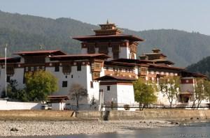 Punakha Dzong (Fortress)