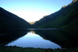 Bhutan Lake Laya Gasa
