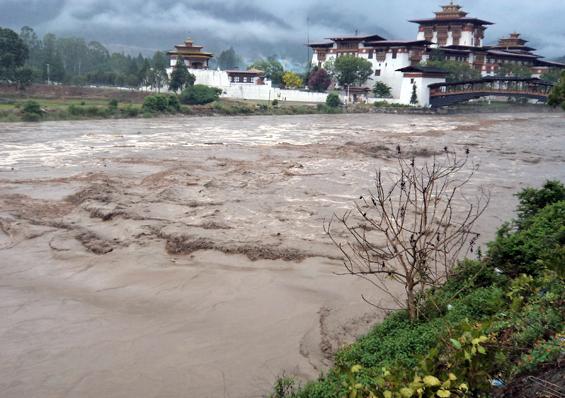 Punakha (GLOF Flood in 1994)