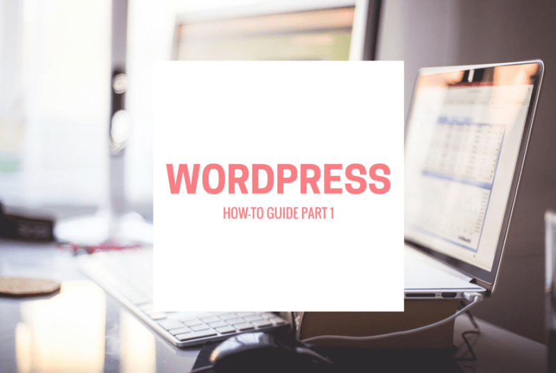 WordPress How-to Guide