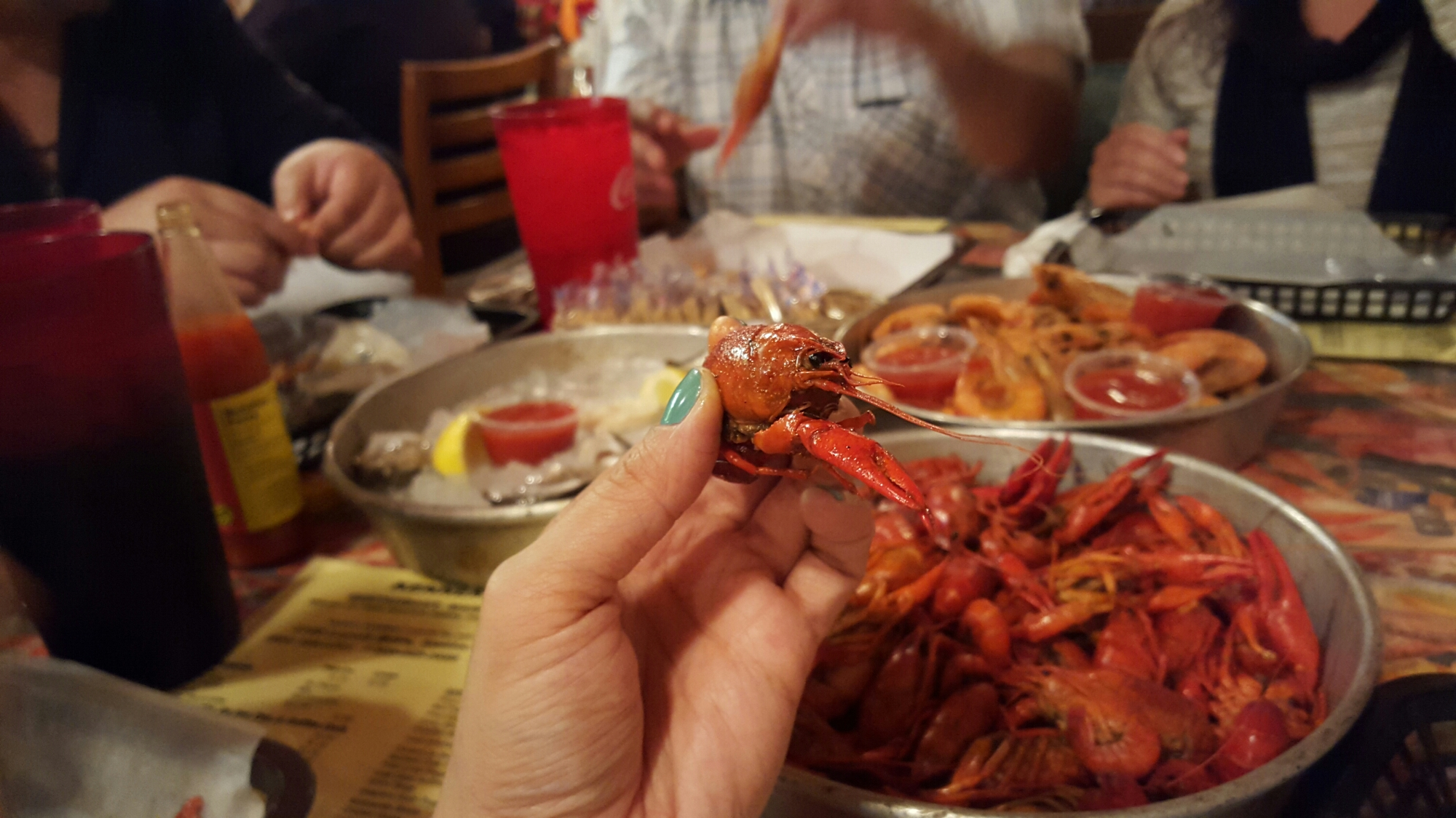 How To Eat Soft Shell Crawfish By Hans Aanrud Crawfish Tastes Similar To  Lobster, But Less Chewy And Tough The Crawfish Is Boiled In