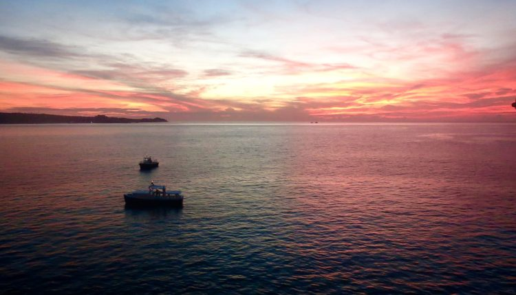 See this sunrise from Cabo Mexico cruiseship. 7 Reason to take a Cruise!