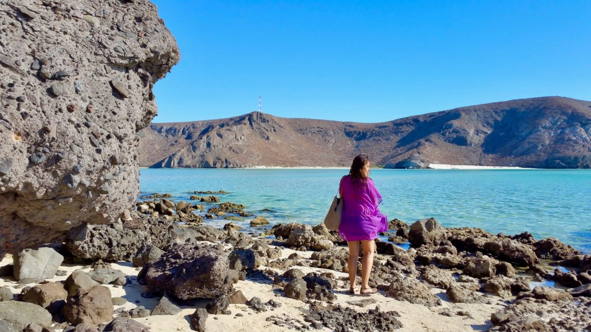 Balandra Beach, La Paz Mexico - A Magical Oasis Beside The Desert