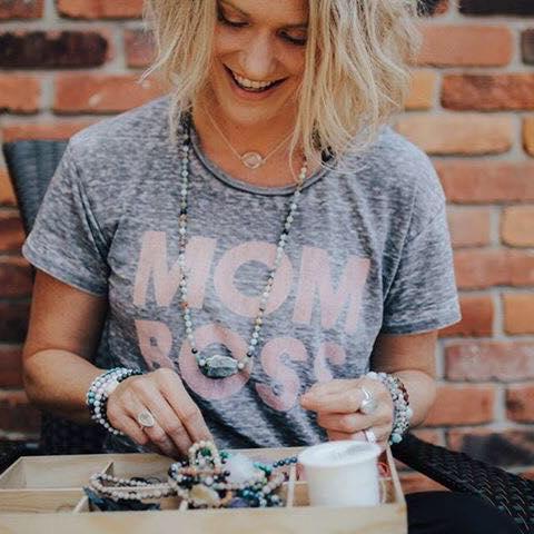 Amanda Kirksey, owner and creator of Little Bird Soul