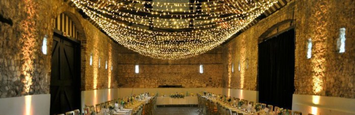 indoor wedding lighting ideas